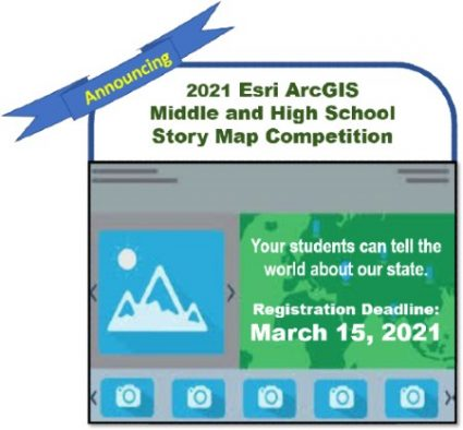 story map contest link